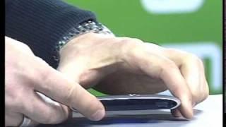 Sony Ericsson Vivaz Product Tour