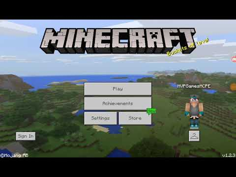 How To Play With Friends without Xbox Live Account | Minecraft PE Tutorial