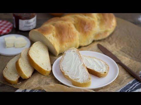 How to make Greek Braided Bread