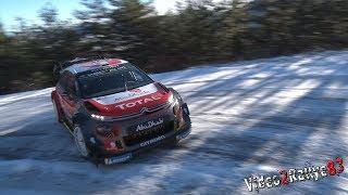 Test Monte Carlo 2019   Esapekka Lappi   Citroën C3 WRC