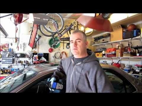 Honda Accord engine misfire and ignition coil diagnose.