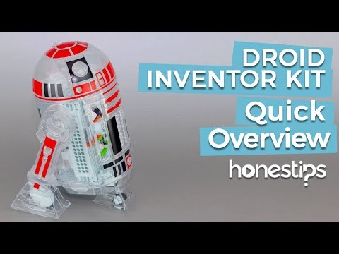 DROID INVENTOR KIT by  littleBits. Quick Overview.