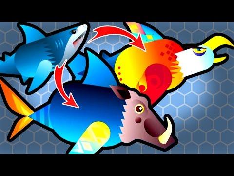 EVOLVE AMAZING BEASTS! - Beasts of Balance Gameplay