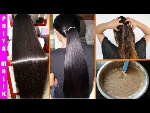 SUPER STRONG LONG THICK BLACK HAIR GROWTH, TURN THIN HAIR TO THICK HAIR NATURALLY HOMEMADE HAIR MASK