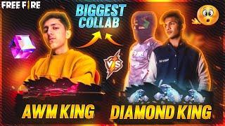 As Gaming Vs Gyan Gaming AWM Challenge Ft. Lokesh Gamer - Garena Free Fire