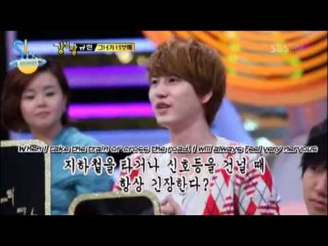Kyuhyun doesn't believe in love at first sight! (Eng/Esp)