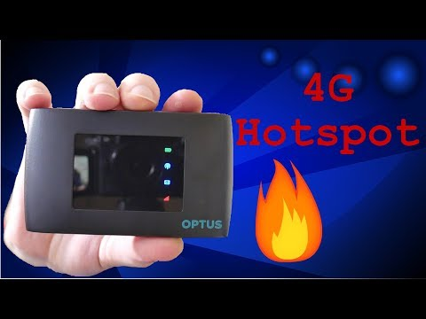 ZTE MF920V 4G portable WIFI modem review + unboxing