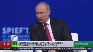 Putin: We don