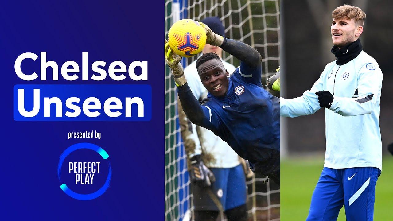 Edouard Mendy is unbeatable between the sticks, Reece James returns! | Chelsea Unseen
