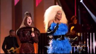"Lady Gaga - Fashion! (feat. RuPaul) (Live at ""Lady Gaga & the Muppets"