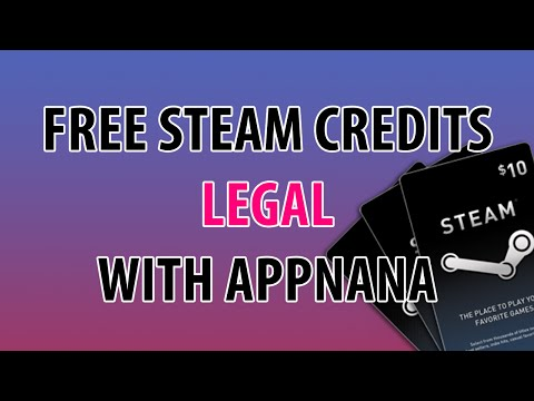 GET FREE STEAM MONEY / CREDITS