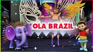 Ola, Brazil (4K)