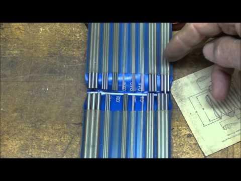 SHOP TIPS #183 Measuring Threads -3 Methods tubalcain