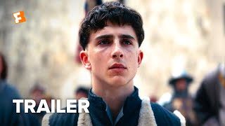 The King Trailer #1 (2019)   Movieclips Trailers