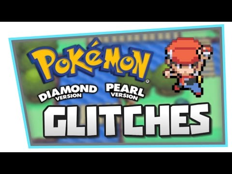 Pokemon Diamond and Pearl Glitches - Game Breakers