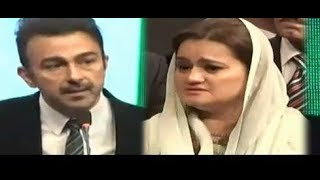 Shaan Thrashed PMLn Govt & PM Abbasi in front of Maryam Aurangzeb in Cultural Convention