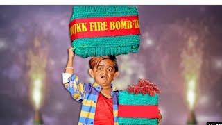 CHOTU DADA PATAKEBAZ | छोटू दादा की दीवाली के पटाके | | Khandesh Hindi Comedy | Chotu Dada Comedy