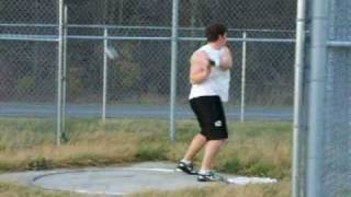Hammer And Weight Throw Training