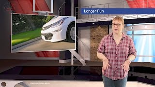 BMW Scares Employees With Tesla, Waymo Public Tests, LEAF AT-EV, T.E.N. Future Car News 4/28/2017