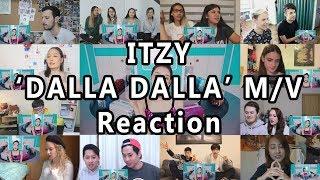 Download ITZY ″달라달라(DALLA DALLA)″ M/V ″Reaction Mashup″ Video