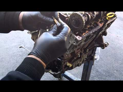 2002 Ford Explorer Timing Chain update 12-15-2012 Left Front Chain Removal