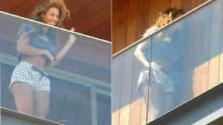 Beyoncé in Brazil/Passagem de Beyoncé no Brasil
