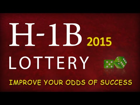H1B Lottery 2015: How To Improve Odds Of Success