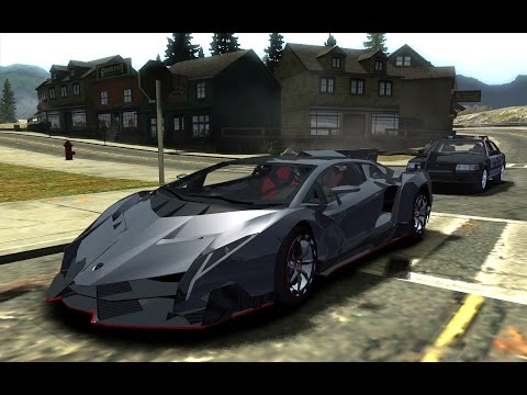 How to add cars to need for speed most wanted 2005 + secret cars