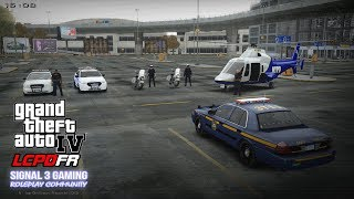 Gta 4 Lcpdfr Multiplayer Roleplay | Signal 3 Gaming Nypd | Drug Marker And Shootouts