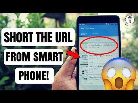 Best URL Shortener for Android Phone 2017 | Make easy Short URL | Tech Lancer