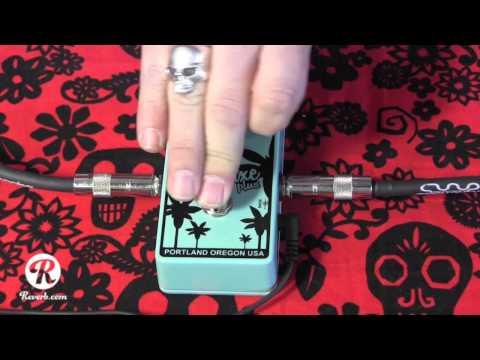 Mr Black Deluxe Plus Reverb & Tremolo pedal demo w/ Blues Jr & Gibson SG