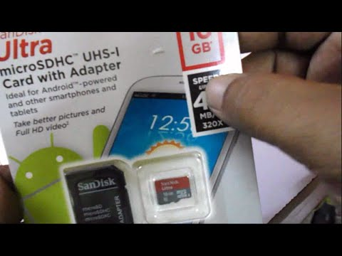 Choose Best Memory Micro SD Card for Smartphone & Gadgets
