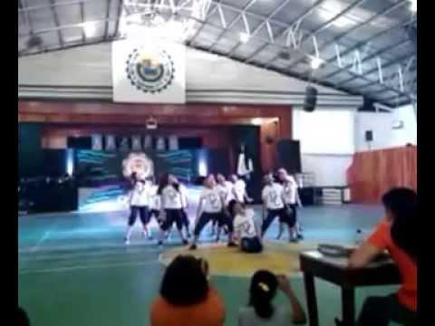 YFC SEM RYC 2015 Set Dance 1st Runner Up (Davao City)