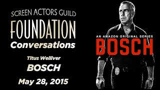 Download Conversations with Titus Welliver of BOSCH Video