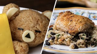 5 Amazing Recipes You Can Make Using Rice • Tasty