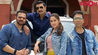 Ranveer Singh & Sara Ali Khan Begin Shooting For Rohit Shetty