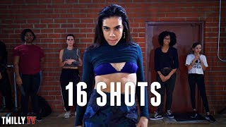 Download Stefflon Don - 16 Shots - Dance Choreography by Tricia Miranda - Filmed by @TimMilgram - #TMillyTV