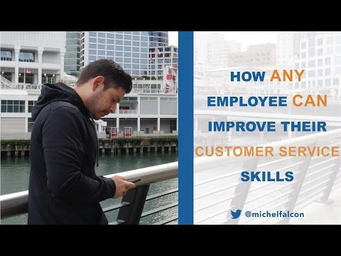 How Any Employee Can Improve their Customer Service Skills