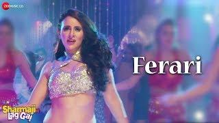 Ferari | Sharmaji Ki Lag Gai | Aaman Trikha & Supriya Joshi | Krishna Abhishek & Shweta K