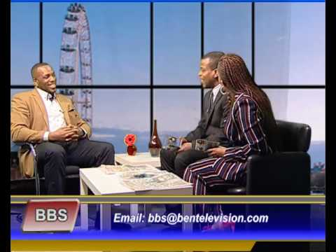 BEN TV Sky Channel 182 Interview with The Juice Doctor