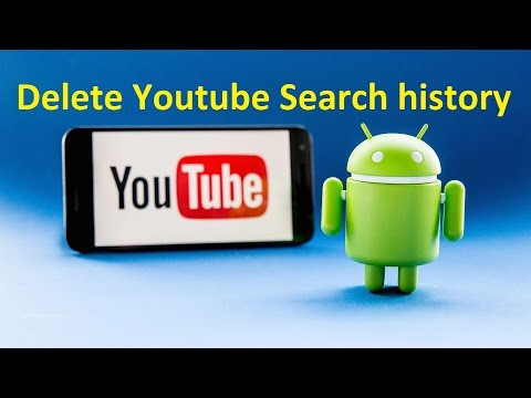 Android Phone Clear or Delete Youtube Search history!! - Howtosolveit