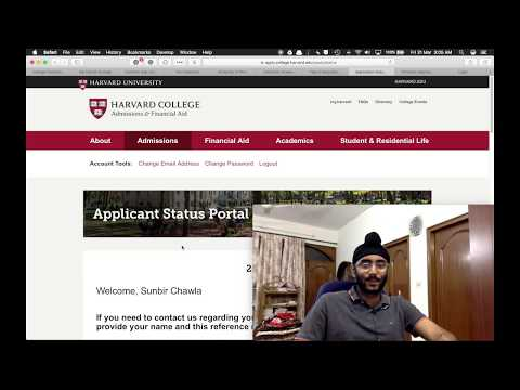 Ivy League Decisions Reaction (Harvard, Dartmouth, Princeton, and more)