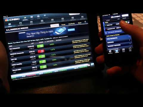 Top Stock Market Apps for Iphone and Ipad for Day Traders