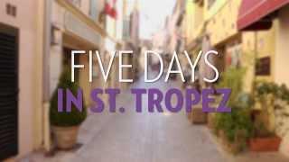 Supermodel Street Style:  St. Tropez