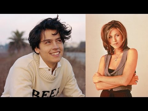 Cole Sprouse Reveals Why It Was Hard to Work with Jennifer Aniston on
