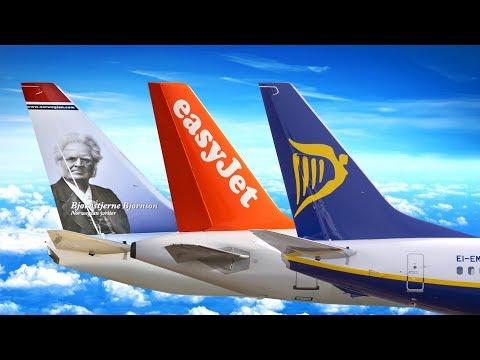 Ryanair vs easyjet vs Norwegian | Economy Week III Trailer