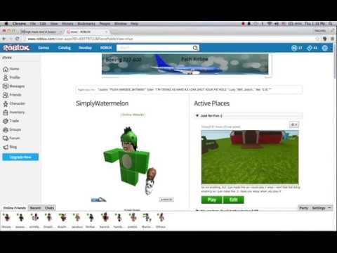 How to change roblox username for FREE! []NOT PATCHED!!![]