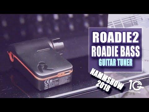 Roadie for Bass Prototype, Roadie2 for Guitar