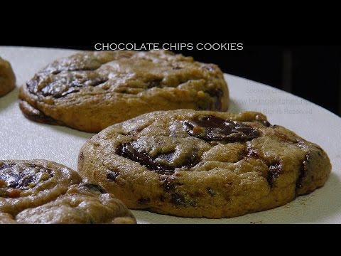 Chocolate Chips Cookies – Bruno Albouze – THE REAL DEAL