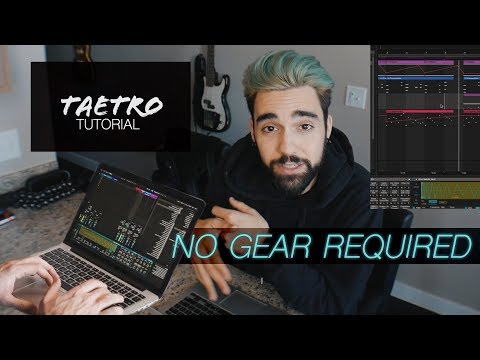 MAKE A TRAP BEAT WITH NO GEAR | Ableton Tutorial